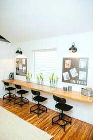 diy office space. Diy Office Space Ideas Small Fixer Upper Bringing A Modern Coastal Look To