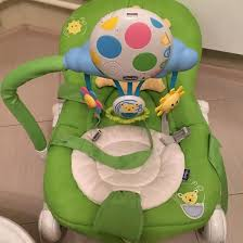 Креслице-качалка <b>шезлонг Chicco Balloon Baby</b> – купить в ...