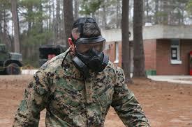 File:U.S. Marine Corps Lt. Col. Kirk Coker, the commanding officer of ...