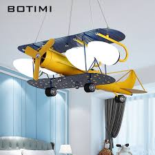 Aliexpress.com : Buy <b>BOTIMI</b> Cartoon <b>LED Pendant Lights</b> For ...