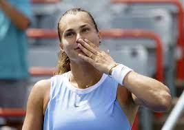 Sabalenka stops compatriot Azarenka to ...