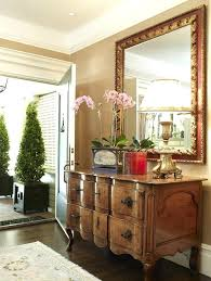 hallway entrance table. Entry Hall Decor Traditional With Custom Lamp Shade Topiary 2 Table Awesome Front Hallway Entrance