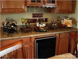 Wine Bottle Themed Kitchen Decor wine decor for kitchen Decorating Your Kitchen With A Wine 1