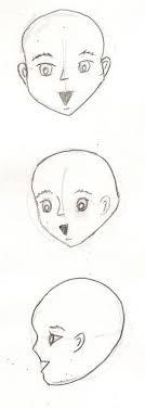 Manga Tekens Tekenen Stap 2 Hoofden Cadagilecom