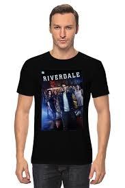 Футболка <b>классическая Riverdale</b> (Ривердейл) #2011650 от ...