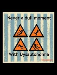 Image result for dysautonomia and fall risk