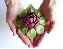 How To Make Big Lotus Flower From Paper How To Make Paper Flowers In 10 Different Ways