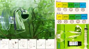 Us 8 39 21 Off Aquarium Co2 Glass Drop Checker Ph Tester Set Live Diffuser 5 5cm Long Term Monitor Kit Free Shipping In Co2 Equipment From Home