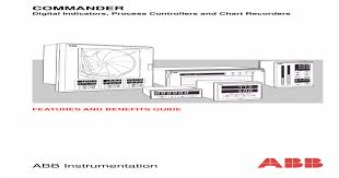 Abb Chart Recorder Commander 1900 Manual Abb Commander 100 Pdf Document