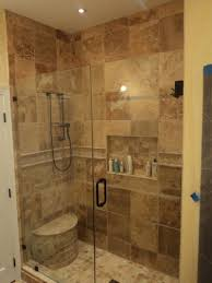 great stand up shower for small bathroom design exquisite look using rectangular glass mobile home camper rv