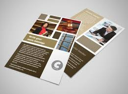 Law Firm Brochure Impressive Lawyer Law Firm Flyer Template MyCreativeShop