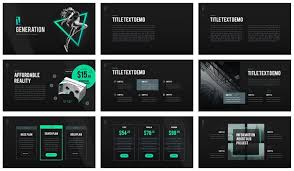 Modern Powerpoint Template Free 11 Business Powerpoint Templates Download To Make Modern