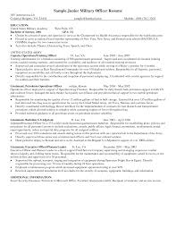 Armed Security Guard Resume Example Officer Examples And Samples