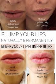 you ll also get an exclusive inside on lip plumper that naturally and permanently increases your lip size