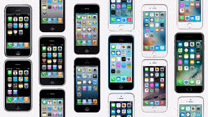 evolution of iphone how apples iphone has changed over the last 10 years aapl quartz