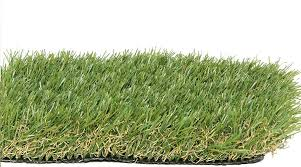 pet zen garden premium artificial grass patch w drainage holes rubber backing 4 tone realistic synthetic grass mat 1 6 inch blade height extra heavy