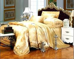 gold bedding set red and gold duvet covers new fashion gold bedding set home textile bed
