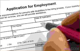 filling out applications 9 filling out job applicationsagenda template sample agenda