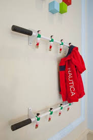 Diy Kids Coat Rack Magnificent Clever Creative Coat Hanger Ideas Kids Coat Racks Warehousemold