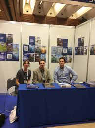 the aquaculturists news from plymouth dr daniel merrifield is flanked by tilly geoghegan and ivan marquetti of international aquafeed at aquaculture europe 2014 in san sabastian spain recently