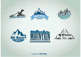 <b>Snow Mountain</b> Free Vector Art - (12,985 Free Downloads)