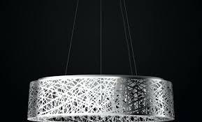 indoor outdoor led shimmer chandelier ideas
