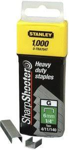 <b>Скобы</b> для степлера 10 мм <b>Heavy</b> Duty тип 140, 1000 шт <b>Stanley</b> 1 ...