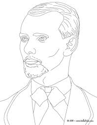 Small Picture Malcom x coloring pages Hellokidscom