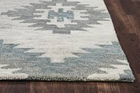 birch lane brandon gray hand woven wool area rug reviews with regard to oversized wool area rugs