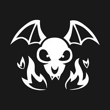 Death Bat Decal