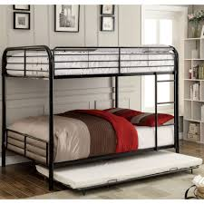 metal bunk bed with desk. Amazing Bunk Beds Iron Metal Bed And Loft Desk Combo Trundle With