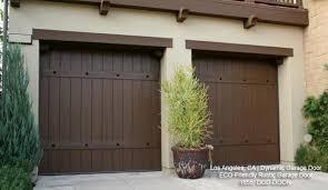 garage doors los angelesSpanish Style Wooden Gates   Garage Door  Custom