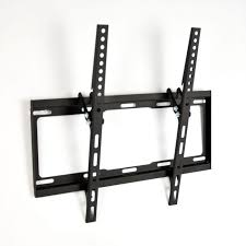 Low profile tv wall mount Anti Theft Walmart Rhino Brackets Low Profile Tilt Tv Mount 3255 Inch
