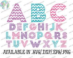 Similar design products to chevron letters and numbers svg cutting files. Chevron Pattern Letters Svg Dxf Eps Afw Designs