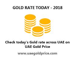 Gold Rate In Ras Al Khaimah Gold Price Today Dec 2019
