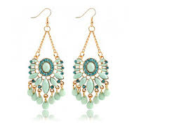 7 99 instead of 41 40 from your ideal gift for a pair of bohemian chandelier earrings save 81