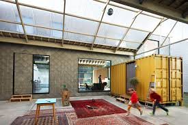 ... Shipping Containers Inside. Architecture