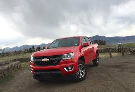 Colorado chevy 2015 colorado : 2015 Chevy Colorado Z71 - This Just In! [Video] - The Fast Lane Truck
