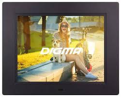 <b>Фоторамка DIGMA PF</b>-833 — купить по выгодной цене на Яндекс ...