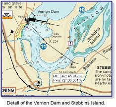Bartons Cove Depth Chart Ct Connecticut River Maps Home Page