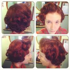 Pin Curl Hair Style some recent work 6354 by stevesalt.us