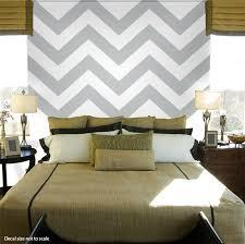 clearance light grey stunning chevron wall decal