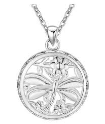 large pendant necklace jewelry silver necklaces pendants for women best gift large pendant necklace jewelry silver necklaces pendants for women best