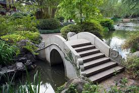 49 backyard garden bridge ideas and
