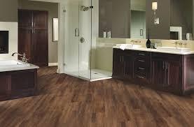 mohawk grandwood waterproof vinyl planks brown sugar
