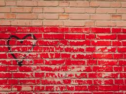 heart wall paint graffiti shabby