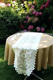 burlap and lace table cloth burlap and lace table cloth faux burlap tablecloth with lace table burlap and lace table cloth
