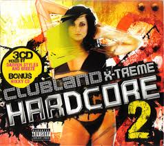 Clubland x treme hardcore 2 tracklist