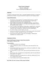 a good resume for customer service a good customer service resume