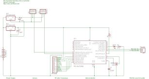 pic18lf2550 wireless servo controller semifluid com the